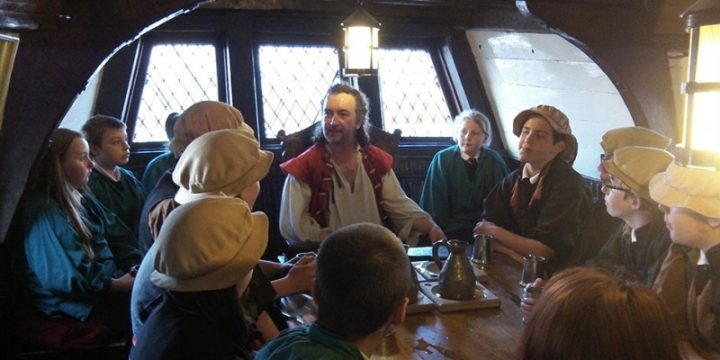 Brixham Pirate Festival: Accommodation and Events.